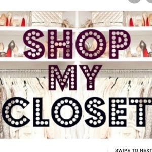 Stop by my closet :)